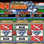Bar X Diamond 7 Slot