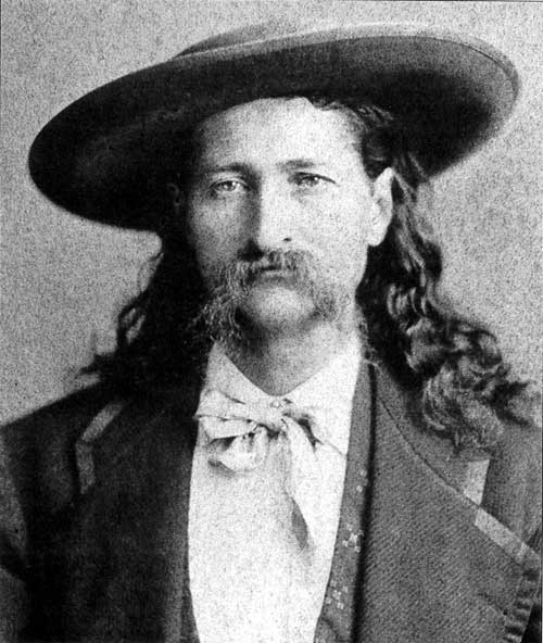 Wild Bill Hickok - Aces and Eights poker hand