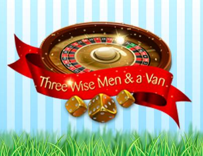 Three Wise Men and a Van at Winneroo Games