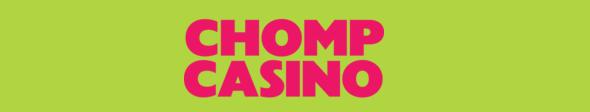 chomp casino banner