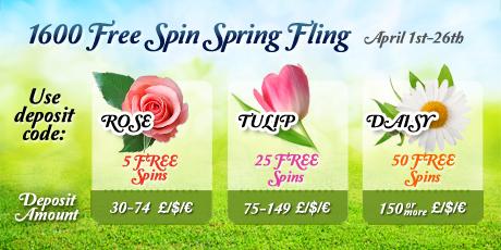 spring fling fruity king