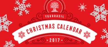 Pocket Fruity - Yggdrasil Christmas Calendar