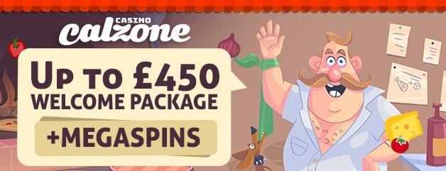 Casino Calzone 2nd Deposit Bonus