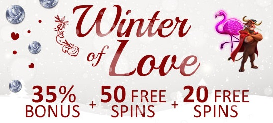Winter of Love promotion at Fruity King